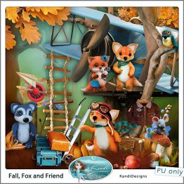 Fall Fox and Friend Preview