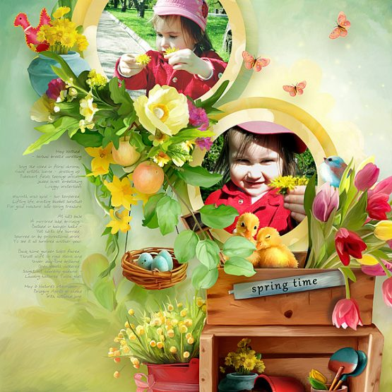 Over the Hedge Spring Time Layout 05